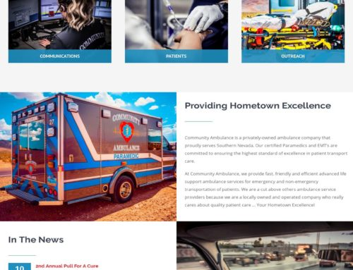 Medical/Dental – Community Ambulance