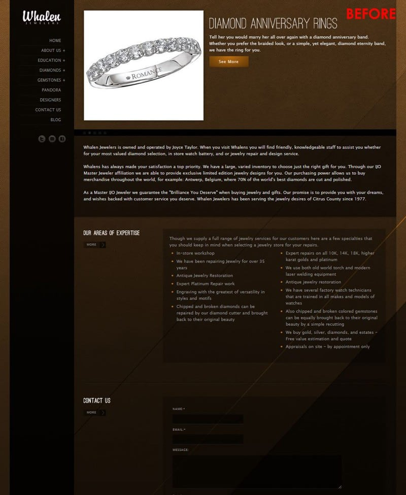 SEO Services For Jewelry Websites